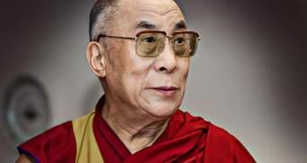 Далай-лама потрапив до лікарні