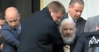 Засновника Wikileaks Джуліана Ассанжа затримали у Лондоні: його можуть видати США
