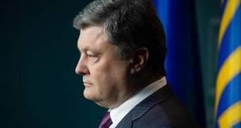 """Порошенко готовится к дебатам на """"Олимпийском"""" 19 апреля"""
