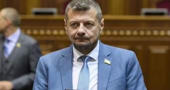 На нардепа Мосійчука склали адмінпротокол через фото виборчого бюлетеня