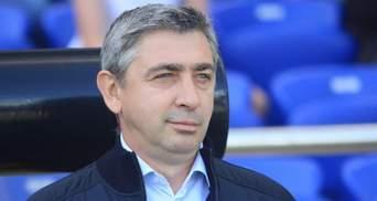 Відомого українського тренера довічно відсторонили від футболу за договірні матчі