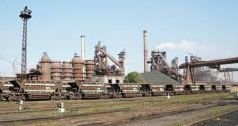 Днепровский металлургический завод остановился из-за преступных схем