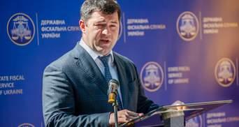 Суд відмовив Насірову у позові про призупинення конкурсів на голів податкової і митної служб