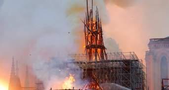 Восстановят ли собор Парижской Богоматери после пожара