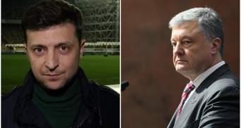 """Зеленський оголосив про початок розповсюдження квитків на дебати з Порошенком на """"Олімпійському"""""""