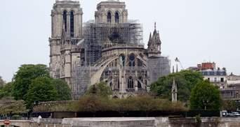 За скільки часу буде відновлено Собор Паризької Богоматері