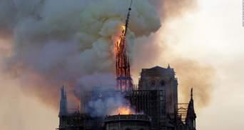 Франция объявит международный конкурс на реставрацию Нотр-Дама: как может выглядеть собор