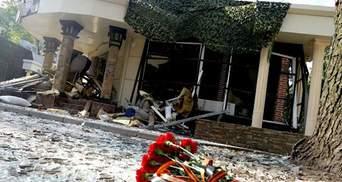 """Убийство Захарченко: вместо кафе """"Сепар"""" установят мемориал – фото"""