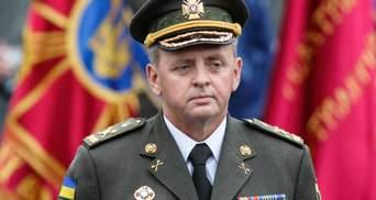 Муженко: Россия может за час превратить войну на Донбассе в полномасштабную