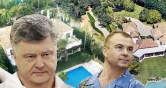 Як зараз виглядають маєтки Порошенка і Гладковського в Іспанії: фото, відео
