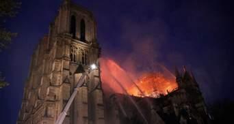 Разрушительный пожар в Нотр-Дам де Пари: чем уникален величественный собор во Франции