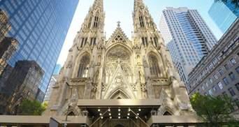 Нотр-Дам в Нью-Йорке: в США мужчина хотел поджечь местный собор
