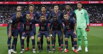 ПСЖ вышел на матч чемпионата Франции в футболках с изображением Нотр-Дама: фото
