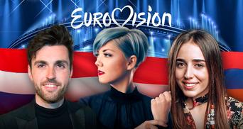 Євробачення-2019: що відомо про учасників другого півфіналу та їхні пісні