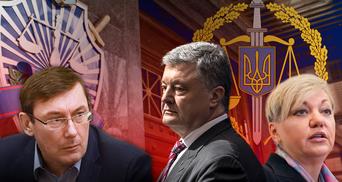 Спасение Луценко: генпрокурор бежит от Порошенко?