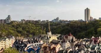 Отель вместо сквера может появиться на Воздвиженке в Киеве: фото