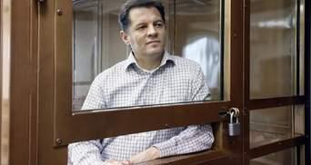 Грецький Акрополь з-за грат: політв'язень Сущенко прислав з колонії новий малюнок (фото)