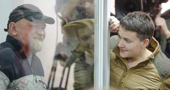 Україна опинилась у шизофренії, або Чому випустили Савченко та Рубана