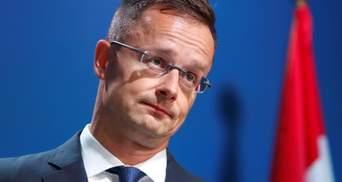 В уряді Угорщини погрожують Україні через мовний закон