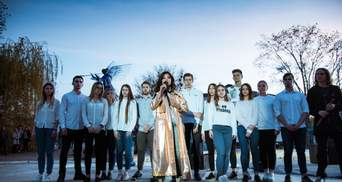 Руслана влаштувала арт-перфоманс у Чорнобилі: фото