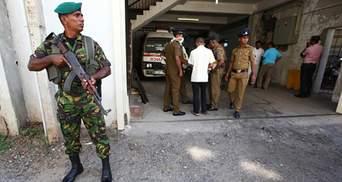 На Шрі-Ланці перестрілка та нові вибухи: серед загиблих є діти