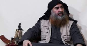 """Ватажок """"ІД"""" вперше за 5 років з'явився на відео і оголосив про поразку в Сирії"""