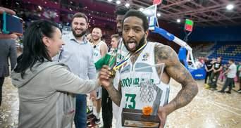 Названо найкращого захисника та снайпера чемпіонату України з баскетболу