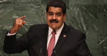 Мадуро заявив про придушення держперевороту у Венесуелі
