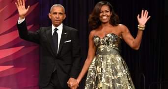 Мишель и Барак Обама будут выпускать собственные фильмы и сериалы совместно с Netlfix: детали