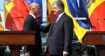 Порошенко снял санкции с завода Приднестровья по просьбе премьера Молдовы, – СМИ