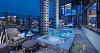 100  тисяч за ніч: чим вражає один з найдорожчих готельних номерів світу – фото зсередини