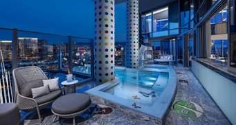 100 тысяч за ночь: чем поражает один из самых дорогих гостиничных номеров мира – фото изнутри