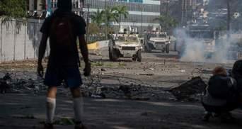 """Криза у Венесуелі: що пишуть західні медіа про """"спробу перевороту"""" у країні"""