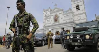 На Шрі-Ланці можливі нові теракти: скасовані усі недільні служби