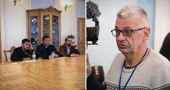 Головні новини 4 травня: зустріч Зеленського з головами фракцій та побиття журналіста у Черкасах