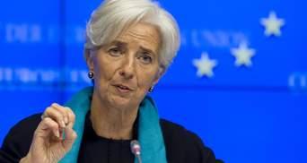 Глава МВФ провела беседу с Порошенко: о чем говорили и договаривались