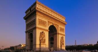 Когда восстановят Триумфальную арку