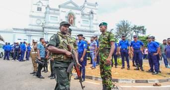 Теракты на Шри-Ланке: власти проводят массовую депортацию иностранцев