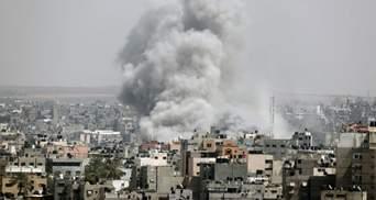 Палестинські бойовики та армія Ізраїлю домовились про припинення вогню