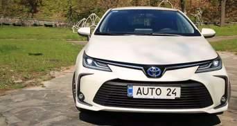 Тест-драйв самого популярного в мире автомобиля Toyota Corolla: фото и видео