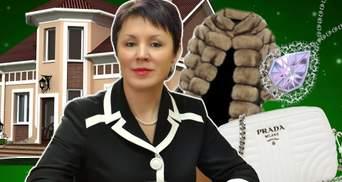 Елітна квартира, коштовності та сумки Prada: як живе членкиня Вищої кваліфкомісії суддів