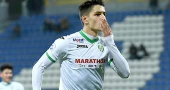 """Мар'ян Швед офіційно покидає """"Карпати"""": клуб попрощався з футболістом яскравим відео"""