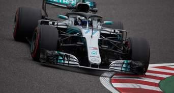 Формула-1: Боттас виграв поул на гран-прі Іспанії, Хемілтон – другий