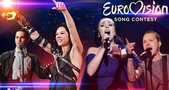 Украина на Евровидении: кто из артистов представлял государство на престижном конкурсе
