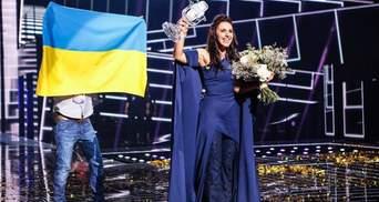 Пишаюся своєю країною, – Джамала згадала перемогу на Євробаченні-2016
