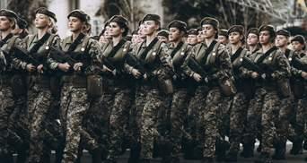 В Україні дівчатам дозволили вступати у військові ліцеї