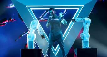 Украинцы создали эффектный номер для участника Евровидения-2019: видео выступления