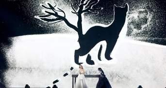 Украинка Ксения Симонова покорила зрителей Евровидения-2019 эффектным номером: видео