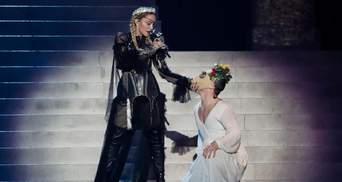 Мадонна спровокувала гучний скандал своїм виступом на Євробаченні-2019