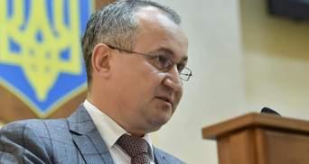 Глава СБУ Грицак и все его заместители подали в отставку